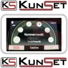 Установочный комплект Bluetooth на VW RNS 315