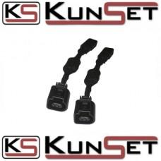 Адаптеры для подключения светодиодной подсветки номерного знака VW