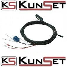 Кабель для подключения мобильного телефона через Bluetooth Volkswagen RNS510 MFD3 Plug&Play