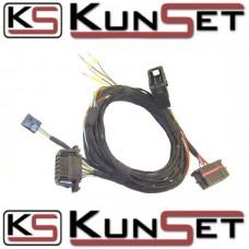 Комплект проводов для установки климат-контроля VW Golf IV 4