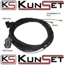 Комплект проводов для подключения противотуманной фары VW T4