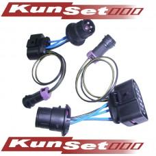Адаптеры для установки ксеноновых фар от VW Passat 3BG в Passat 3B