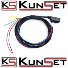 Комплект проводов для подключения системы контроля давления воздуха в шинах VW Golf 5
