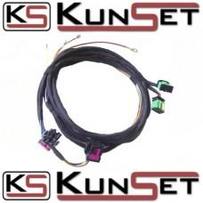 Жгут проводов для подключения подогрева сидений Skoda Fabia 6Y2