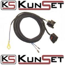 Жгут проводов для подключения противотуманных фар VW с цоколем HB4